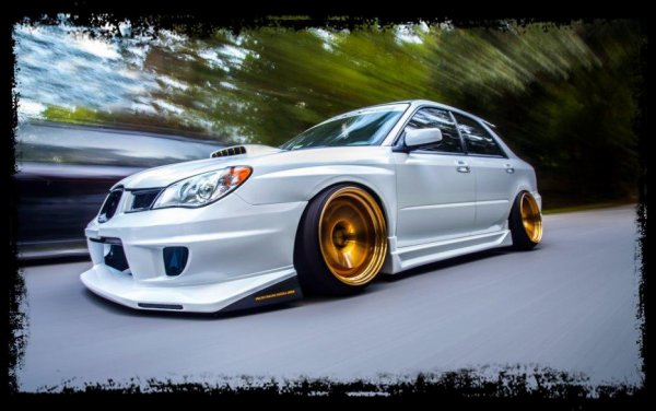 "Cliché Japan Racing ""Subaru WRX Wagon by SOTRENDY Prépa"""