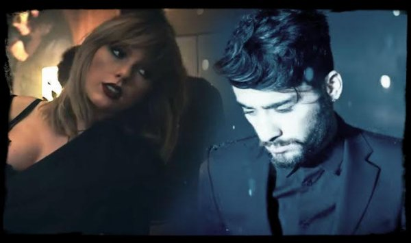 """Musique Son: ZAYN feat Taylor Swift - """"I Don't Wanna Live Forever"""""""