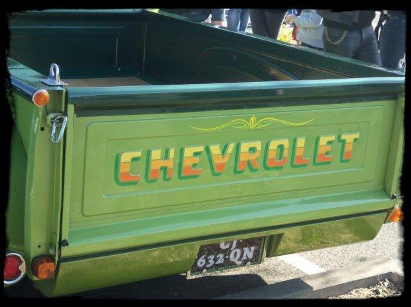 1er Plessis Vintage Car Show