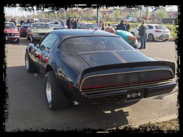"""1er Plessis Vintage Car Show """"US dans les gènes"""""""