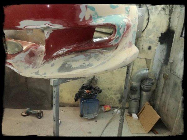 Rénovation Bouclier Avant NEELA