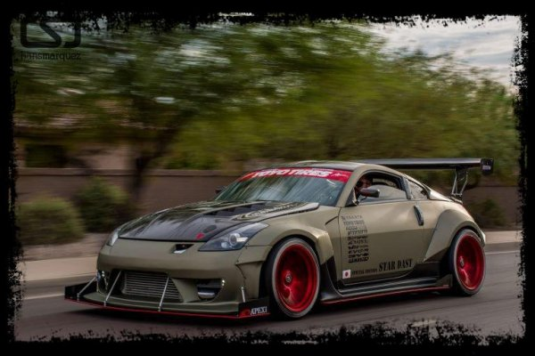 "350Z by Az exiled ""De l' ADN Jap Racing !"" (Vidéos)"