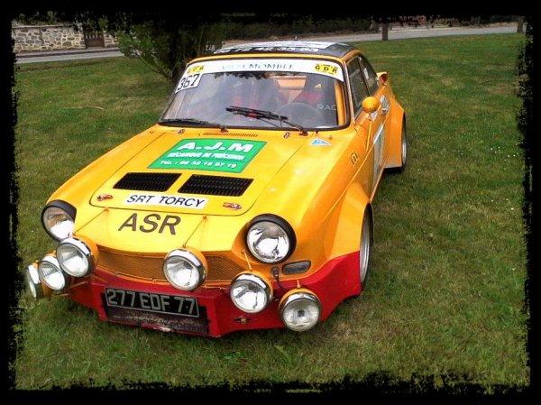 """22e Rallye Rétro de Trocy """"Mon coup de coeur"""""""