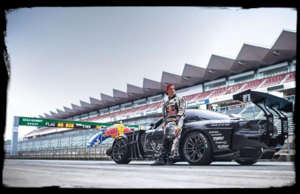 "Drift Passion: ""Mad Mike - RX7 Formula Drift Japan"""