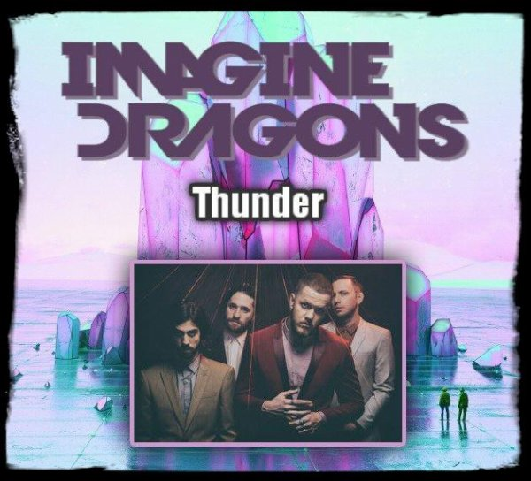 "Musique Son: Chefs d'oeuvre Musical Imagine Dragons ""Thunder"" / Pink "" What About Us"""