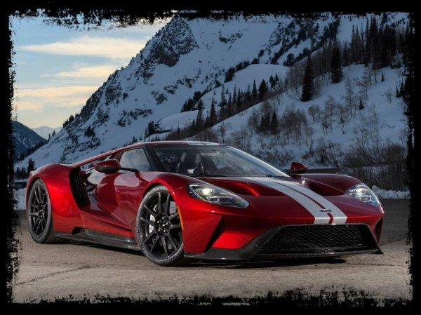 FORD GT, Splendeur et Sportivité ! (Art Photos - Vidéos)