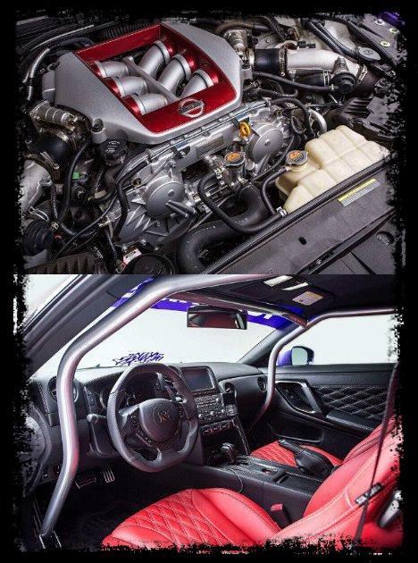 """Clichés Japan Racing: """"Nissan GT-R 2016 by AimGain"""""""