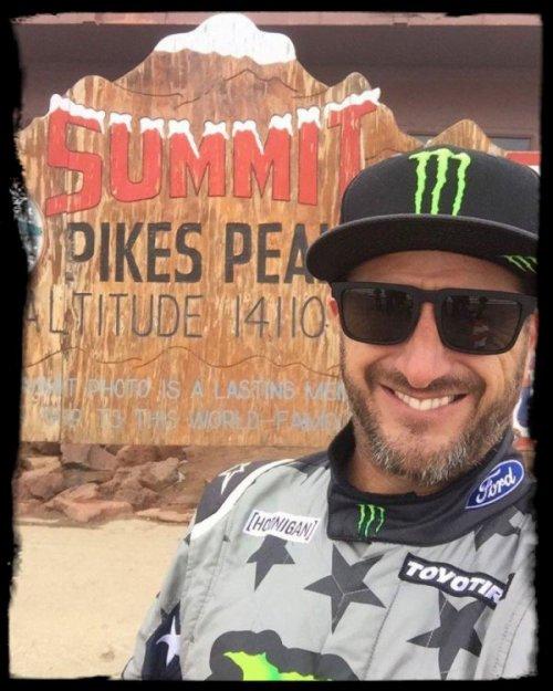 "Drift Passion: ""TOYO TIRES Ken Block's Climbkhana Pikes Peak"""