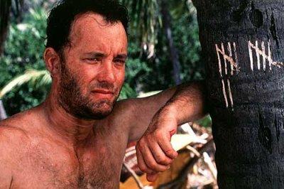 """Au passage.......... très joli film - """"Seul au monde"""" avec Tom Hanks"""