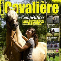 """Cavaliéres"" magazine mensuel n° 40"