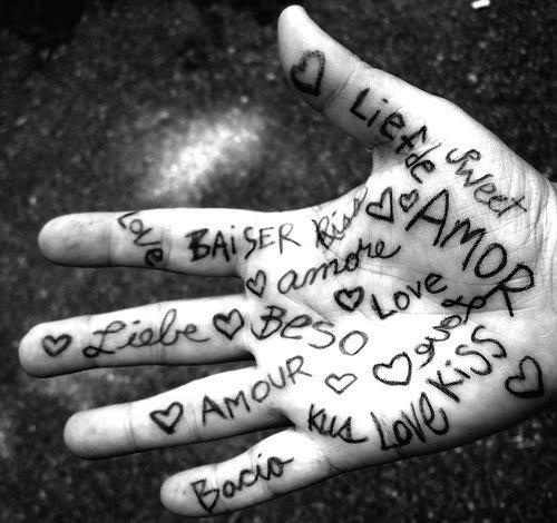 Promets moi qu'un jour j'aurais confiance en l'amour....
