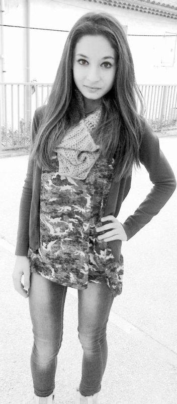 Je suis quelqu'un de constante moi , quand j'aime je ne change pas .
