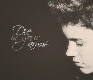 Chapitre 11 : << Si seulement je pouvais mourir dans tes bras ça ne me dérangerait pas parce que chaque fois que tu me touches je meurs dans tes bras.>> - Justin Bieber ( DIYA)