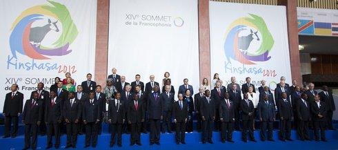 Fin du XIVe Sommet de la Francophonie : après Kinshasa, Dakar en 2014