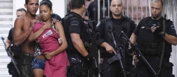 BRÉSIL : LES AUTORITÉS RASENT LES FAVELAS POUR LES PROCHAINS ÉVÈNEMENTS SPORTIFS
