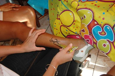 Exemple D'Henné