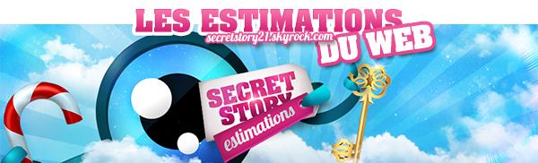 SECRET STORY 7: Les nominés de la semaine + estimations des votes!