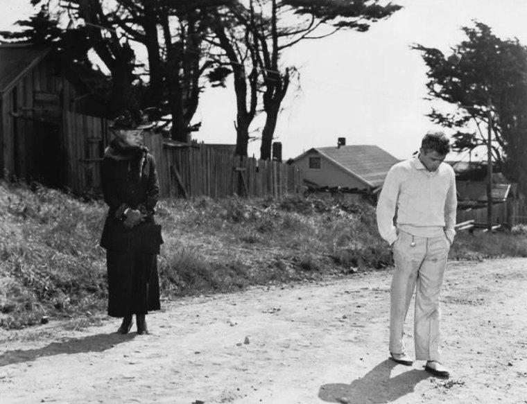 Catherine Josephine Van FLEET dite Jo Van FLEET voit le jour le 30 décembre 1919, à Oakland en Californie. Après une enfance passée dans sa ville natale, elle suit des cours d'art dramatique à l'Université du Pacifique de Stockton (Californie). Après de brillantes études, elle s'inscrit chez le grand professeur Sanford MEISNER de la Neighborhood Playhouse de New York. C'est dans cette même ville qu'elle fait ses premiers pas professionnels sur scène en 1944.  En 1946, après un passage remarqué au National Theater de Washington, Jo Van FLEET affûte son talent à Broadway dans plusieurs pièces de William SHAKESPEARE ou de Tennessee WILLIAMS. Elle devient rapidement une gloire de la scène new-yorkaise, notamment avec la pièce de Alexander KNOX, «The closing door» (1949), mise en scène par Lee STRASBERG. À cette époque, elle fait la connaissance de Elia KAZAN, qui va la diriger trois ans plus tard dans «Flight to Egypt» au Music Box Theater. En 1953, Jo Van FLEET gagne un Tony Award pour sa magistrale interprétation de Jessie WATTS, aux côtés de Lillian GISH, dans «A trip to Bountiful». Déjà, elle joue dans cette pièce le rôle d'une femme sexagénaire, alors qu'elle n'a que trente-quatre ans. Ebloui par sa performance, KAZAN lui ouvre les portes de l'Actors Studio.  L'année suivante, le réalisateur l'engage pour incarner la mère de James DEAN dans «À l'Est d'Eden». Pour sa première apparition au cinéma, elle remporte l'Oscar du meilleur second rôle féminin. Elle donne alors la réplique à quelques uns plus grands acteurs de l'époque, parmi lesquels: Burt LANCASTER pour «La rose tatouée» (1955), Clark GABLE pour «Le roi et quatre reines» (1956), Kirk DOUGLAS pour «Règlement de comptes à OK Corral» (1957) et Montgomery CLIFT pour «Le fleuve sauvage» (1959) où cette fois, elle joue le rôle d'une octogénaire, toujours sous la direction de son ami KAZAN...