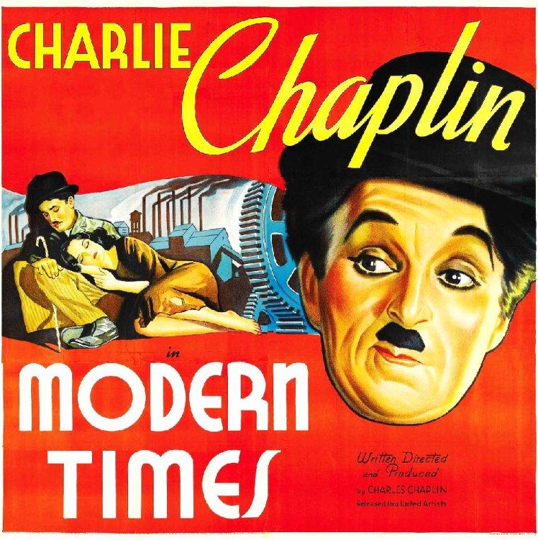 """""""Les temps modernes"""" (affiches et Première)"""
