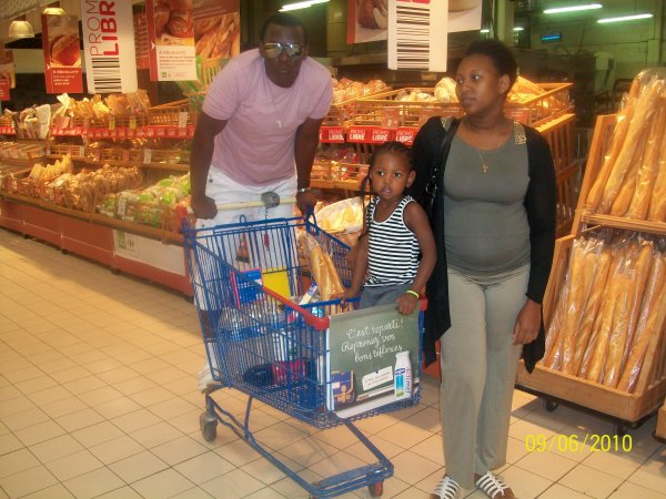un tour a carrefour