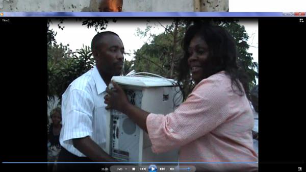 ACTIONS 2012 DE L'ASSOCIATION TABITA EN REP.DEM. DU CONGO