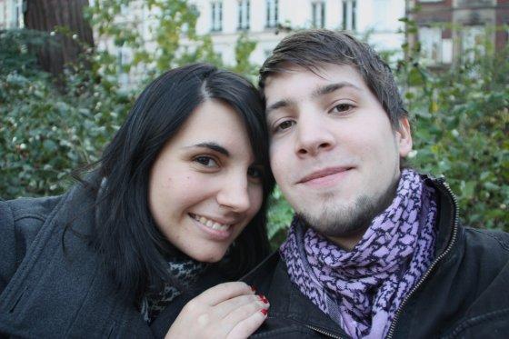 Premier anniversaire de couple.