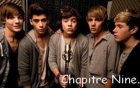 Chapitre Number Nine !