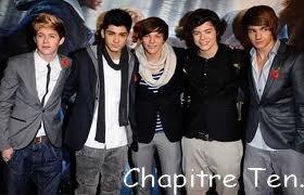 Chapitre Number Ten !