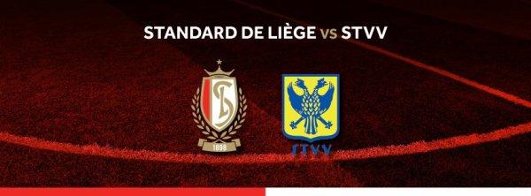 Croky Cup - 1/8 de finale - Standard Liège vs Sint Truiden