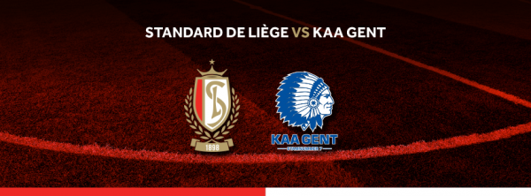 Jupiler pro League - 23° journée - Standard Liège vs KAA Gent
