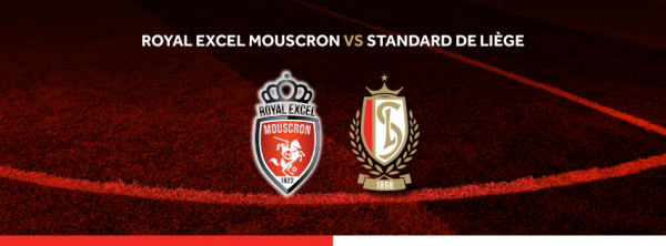 Play Off 2 A - 3° journée - Royal Excel Mouscron vs Standard Liège