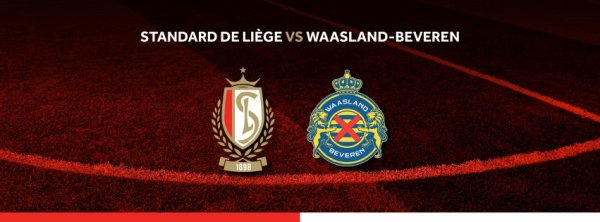 Play Off 2 A - 6° journée - Standard Liège vs Waasland Beveren