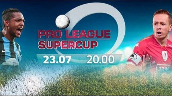 Supercoupe de Belgique: Club Brugge vs Standard Liège