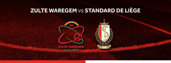 Jupiler pro League  - 3° journée - SV Zulte Waregem vs Standard Liège