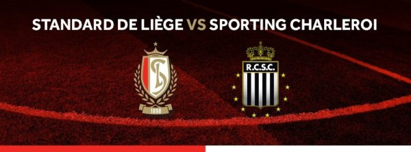 Jupiler pro League - 4° journée - Standard Liège vs Sporting Charleroi