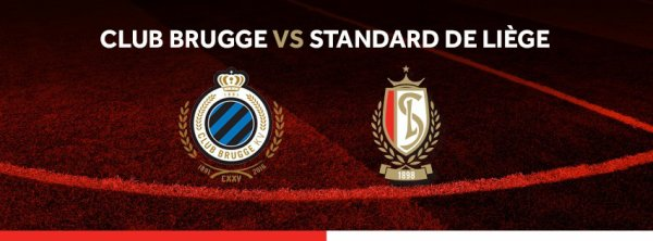 Jupiler pro League  - 5° journée - Club Brugge vs Standard Liège