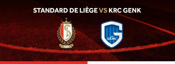 Jupiler pro League - 6° journée - Standard Liège vs KRC Genk
