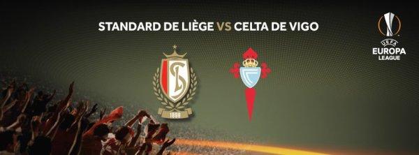 Europa League - Phase de groupe - Standard Liège vs Celta Vigo
