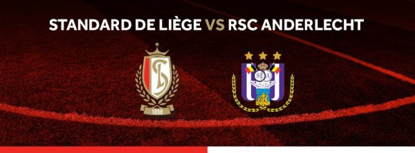 Jupiler pro League - 9° journée - Standard Liège vs RSC Anderlecht