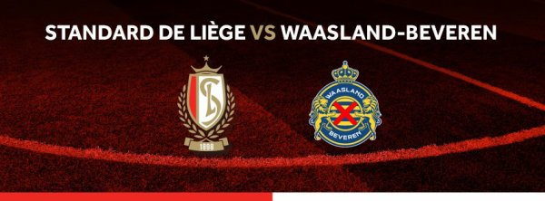 Jupiler pro League - 11° journée - Standard Liège vs Waasland Beveren