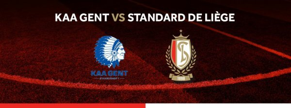 Jupiler pro League  - 12° journée - KAA Gent vs Standard Liège