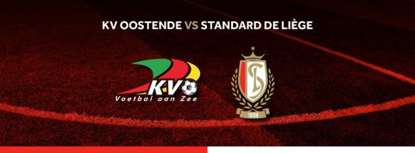 Jupiler pro League  - 13° journée - KV Oostende vs Standard Liège