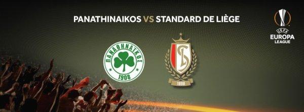 Europa League - 4° journée - Panathynaikos (GR) vs Standard Liège (B)