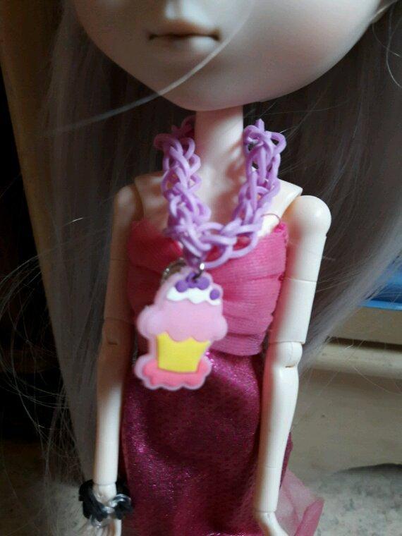 Petit collier créé par moi