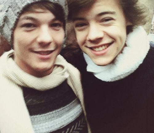 Louis confirme Larry