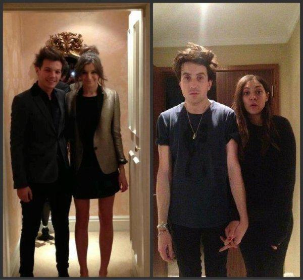 Nick Grimshaw, ami proche d'Harry se moquant de Eleanor et Louis