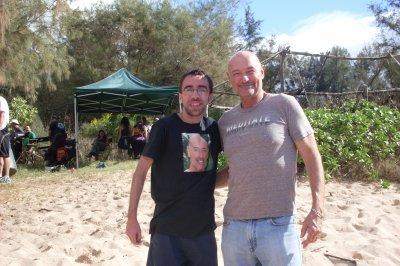 Terry O'Quinn et Moi