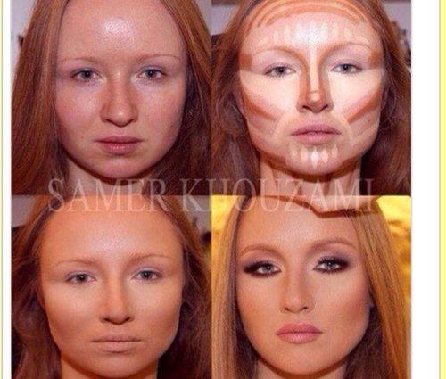 Make up tuto 2#  Structurer le visage/ Contour visage