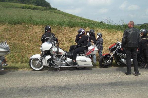 sortie moto