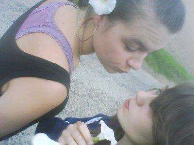 Morgane et moi
